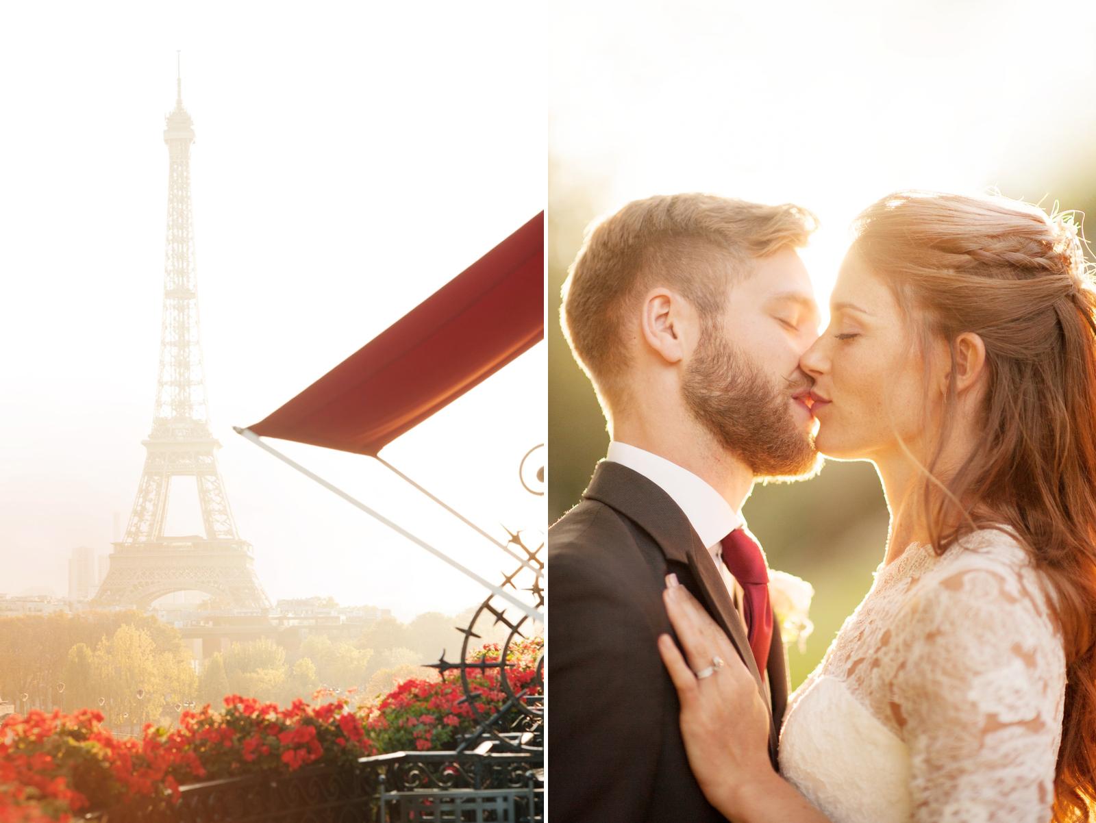 Photographe de mariage - Paris